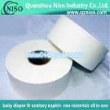 Ткань несущей для оборачивать крен Jumbol, сырье санитарной салфетки, сырья пеленки младенца с SGS