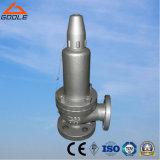 Válvula de escape equilibrada da segurança da pressão do fole (GAA42Y)