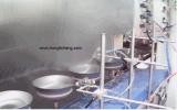 Linha de pintura automática do Teflon para o Cookware Non-Stick