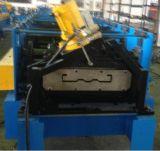 Lebenszeit-Servicedecking-Fußboden-Blatt-Profil walzen die Formung der Maschine kalt