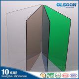 Olsoon haute qualité acrylique transparent en plastique Feuille de PMMA Feuille