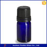 Бутылка синего стекла кобальта высокого качества 5ml для эфирного масла