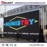 Lo schermo di P3.91/P4.81 LED/Governo esterni/dell'interno del comitato 500mm*500mm di alluminio la pressofusione per l'evento, affitto