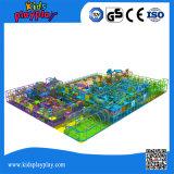 Используемое парка игры детей торгового центра оборудование Playcenter самого большого крытого мягкое