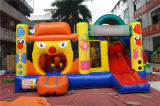 Payaso barato con sombreros Gorila inflable Combo para Niños