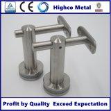 Corchete de la barandilla para la barandilla del pasamano de cristal y del acero inoxidable