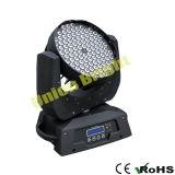Effet principal mobile de lavage de la lumière RGBW de DEL 108X3w