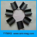 Aimants permanents d'arc de générateur d'aimant de NdFeB pour des moteurs