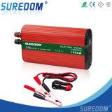 DC волны синуса силы инвертора 12V 220V 1500W доработанный инвертором к AC с инвертора с инвертором высокой частоты заряжателя автомобиля