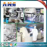 China de fábrica ISO 15693 RFID Hf disco pegatina 3M para DVD o de la biblioteca