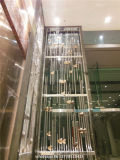 Пол к стене перегородки металла потолка
