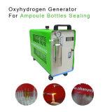 Máquina oxhídrica automática de la fabricación de la ampolla de cristal del gas