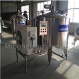Le volume vertical 100L-200L d'acier inoxydable ou refroidisseur de lait de Customed