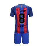 Futebol personalizado alta qualidade Jersey