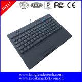 Minisilikon-Tastatur mit eingebauter Noten-Auflage