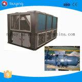 Refrigeratori di acqua raffreddati della vite di aria di prezzi di fabbrica della Cina per la macchina dell'iniezione