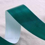 Cinta reflexiva retra de color verde oscuro los 3m para los acoplados (C5700-OG)
