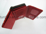 여자 추가 카드 포켓 지갑을%s 숙녀 Wallet 또는 큰 크기 지갑을 인쇄하는 좋은 디지털