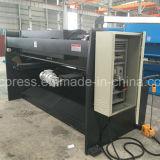 Cortador hidráulico suave de máquina de estaca da placa de aço 4mm 2500mm