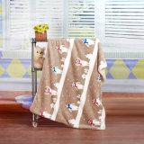 Couverture de maneton de Minky de Double couche de bébé de Towin/couverture de bâti/couverture de divan