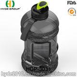 2.2L BPA освобождают пластичную бутылку воды для выпивать, бутылку гимнастики воды протеина 2.2L BPA свободно пластичную (HDP-3031)