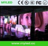 Indicador de diodo emissor de luz interno elevado da cor cheia de contraste P2.0 com 400X300mm