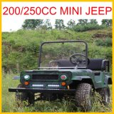 200cc de volwassen MiniJeep van de Motor 7 LEIDENE van de Duim Koplamp