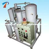 Aceite lubricante usado modificado para requisitos particulares superior, planta de la purificación de petróleo hidráulico (TYA)