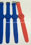 13.56MHz RFID / NFC Wristbands Tags para Swimming Smart ID Card Maker