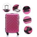 スーツケースの工場、ABS荷物、4つの車輪のトロリー箱(XHA028)