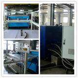 Sola máquina del estirador del tornillo PP/PE/PS