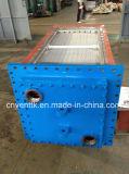 Конденсатор раковины и пробки центробежного компрессора межступенчатый