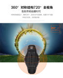 4k conjuguent lentille appareil-photo de Vr de panorama de 360 degrés avec le WiFi