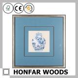 Het Schilderen van het Stilleven van de Kunst van de Muur van het Frame van het Hout van de pijnboom voor Decoratie