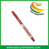 La penna di carta amichevole di Eco della clip di legno, ricicla la penna di sfera