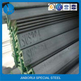 Barra de ángulo desigual igual laminada en caliente de acero del ángulo Ss400 o Q235