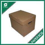 Verpackungs-Kasten-Wellpappen-Kasten-Archiv-Kasten Cmyk 4 Farben-Drucken