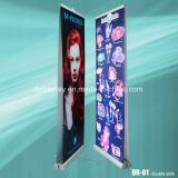 Double Side Retroussez bannière stand pour exposition Salon (DR-01)
