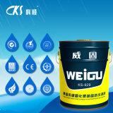 Одиночная компонентная влага леча покрытие полиуретана водоустойчивое