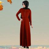Slijtage Lange Abaya van Kaftan Hibab van vrouwen de Kant-en-klare Islamitische (A282)