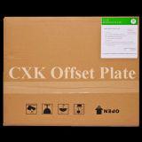 Plaque de picoseconde d'impression offset pour Gto 450X370 Kord 650X550