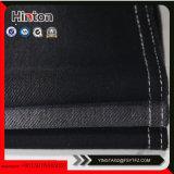 Ткань джинсовой ткани черного цвета для повелительницы Одевать