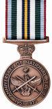 Medalla de encargo plateada latón antiguo del acontecimiento deportivo de la alta calidad con el acollador