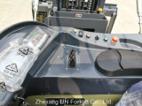 1.5ton Methode Vna der Batterie-3 elektrischer schmaler Special 10 Meter-Führungs-Gabelstapler