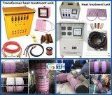 溶接の管のPwhtの温度調節器のための熱処理装置