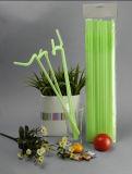 longues et géantes pailles flexibles artistiques superbes de 8*440mm