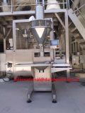 Empaquetadora volumétrica semi automática de leche en polvo entera 10-5000g