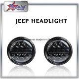도매 공장 가격 고성능 80W 7 인치 - 지프 논쟁자 Tj Jk Hummer Offroad 트럭을%s 높은 낮은 광속 DRL LED 헤드라이트