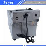 Frigideira elétrica profunda do equipamento do hotel (DZL-17V)