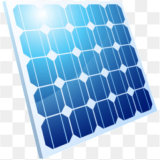 Alto di potere verde poli PV modulo solare efficiente del modulo 300W per residenziale